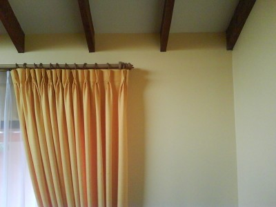 Judith decoraciones for Cortinas con argollas